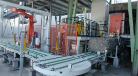La produzione del Css a Fusina
