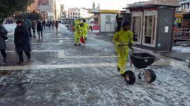 Spargimento sale a Venezia