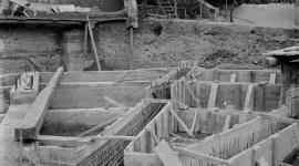 Costruzione torre Sant'Andrea 1914-15