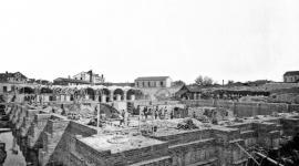 Costruzione cisternone Sant'Andrea (1882)